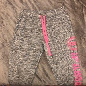 jogger-style pants